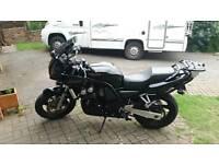 Yamaha Fazer 600cc (2000)
