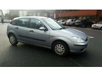 ford focus cl 2003 but registrated 2004 1.4 hpi clear good condition