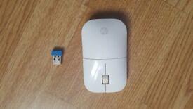 Wireless Mice HP Z3700, white