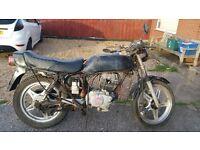 Honda CB400 - Spares, repair, restoration or donor motorcycle