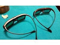 Samsung 3D Active Glasses 2 pairs SSG-3050GB