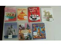 Job lot cake decorating books