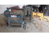 Concrete Block Cutters