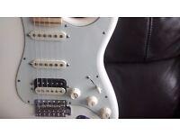 Fender USA hss strat