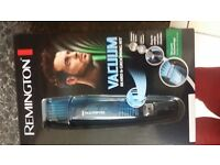 Remington MB6550 Vacuum Beard and Grooming Kit Mint New Condition in Box Complete