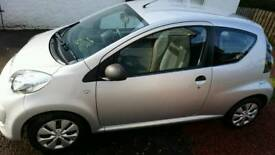 Citroen C1 - excellent condition and very low mileage