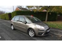 Citroen C4 Picasso 1.6HDi VTR+ 2009 manual gearbox , new cambelt 12 month MOT