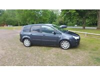 2007 MODEL FORD C-MAX ZETEC 1.8 TDCI (FACELIFT), FSH, One previous owner