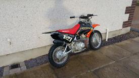 Honda CRF 70 Kids Bike