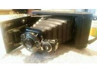 Vintage Kodak junior Camera