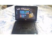 Dell E5430 laptop, 3rd GEN i5 2.6Ghz, 4GB RAM, 320GB HD, 14 HD Screen, Intel HD 4000, WebCam, Win 10