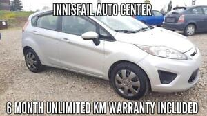** 2012 FORD FIESTA HATCHBACK ** LOW KM (110KM)FULLY INSPECTED *