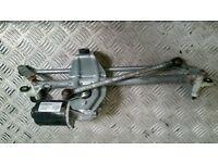 Vauxhaull Corsa C front wiper motor & mechanism
