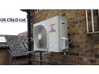 Air conditioning supply and install , any type of air con for office, house
