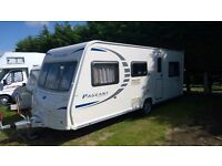 Bailey Pageant Bretagne Series 7 Touring caravan 2010 Model