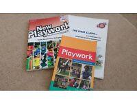Playwork books