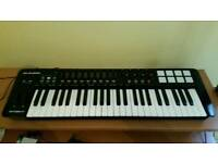 M-Audio Oxygen 49 V4 IV USB MIDI Keyboard / Pad Controller