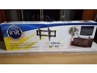 "Init Tilting Wall Mount for Most 30"" - 50"" Flat Screen TV's"