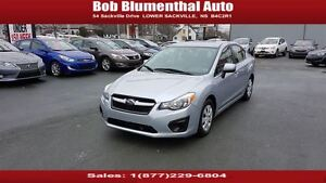 2014 Subaru Impreza Auto AWD ($62 weekly, 0 down, all-in, OAC)