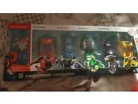 Transformers one step collection