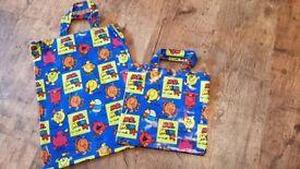 Mr Men bags