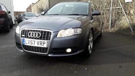 Audi A 4 S Line 2007