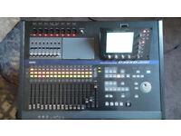 Korg D32XD Digital 32 track recorder