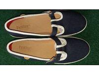 Denim unworn Hotter Shoes