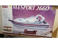 Radio Controlled Boat - veesport 2660