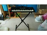 Gear4music mk1000 keyboard & stand