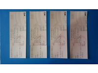 anistacia tickets 4 together st davids cardiff