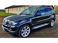 "2004 [54] BMW X5 4.8IS [360] AUTO ""AWESOME MACHINE"" TOP SPEC - SAT NAV - DIGIT TV -(PART EX WELCOME)"