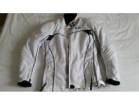 Ladies J&S Waterproof Motorcycle Jacket