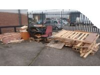 **FREE** BONFIRE WOOD SCRAP WOOD CABINET PALLET BOARD ETC - **COLLECTION OR LOCAL DELIVERY****FREE**