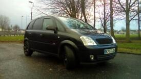 Spares/Repairs Vauxhall Meriva 1.7 CDTI
