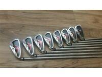 Wilson Staff Golf Clubs (Left Handed)