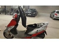 PEUGEOT SCOOTER; LOW MILES, GREAT CONDITION