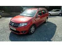 2015 Dacia Logan MCV 1.5 DIESEL Estate Only 17000 Mls Zero Road Tax can Be seen ANYTIME