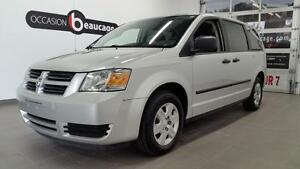 2008 Dodge Grand Caravan SE + TRES FAIBLE KILOMETRAGE