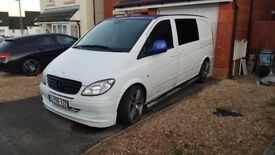 Mercedes Vito van. New MOT. Ring 07432480914