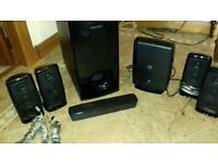 Samsung sound system for sale