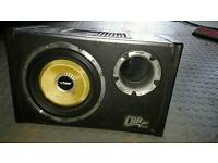 Vibe CBR 1300w Sub with wires