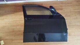 BMW X5 E70 COMPLITE FRONT RIGHT DOOR (BLACK SAPPHIRE)