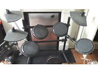 Thomann Electronic Drumset - Millenium MPS-100 - 10-piece with computer module.