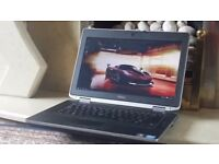 Dell i3 3rd Gen laptop, 4GB DDR3 RAM, 60GB SSD, Intel HD 4000, HD Screen, Office, Photoshop, Win 10