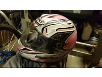 KBC small motorcycle helmet