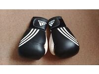 Adidas boxing gloves - free
