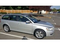 2007 Volvo V50 D5 Se (180hp) Geartronic (Good condition, Heated seats, 3 owners)