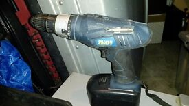 Cordless Drill by Power Craft 24v /Batt/Charger/ Complete with Hard Case