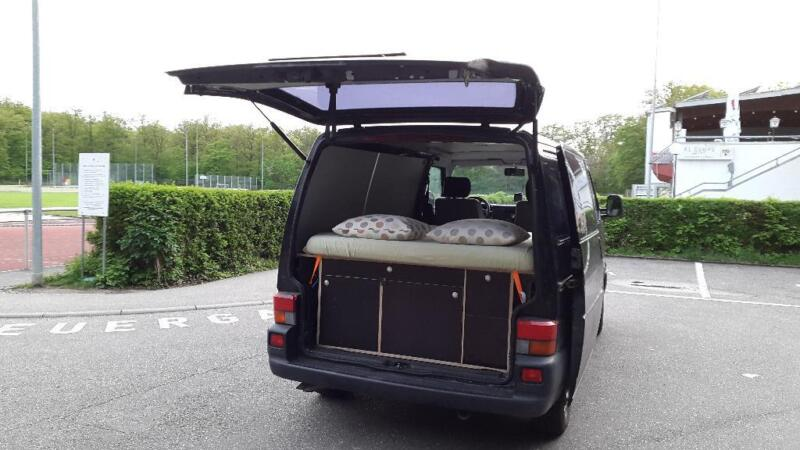 vw t4 camper hnl california tdi 102 ps heckk che in. Black Bedroom Furniture Sets. Home Design Ideas
